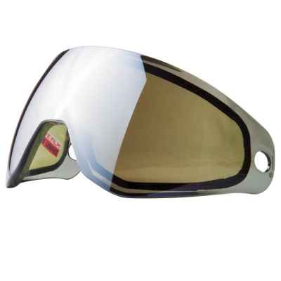 HK Army KLR Thermal Paintball Maskenglas (Mirage Chrome Mirror) | Paintball Sports