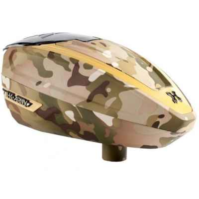 HK Army TFX Paintball E-Hopper (Multicamo) | Paintball Sports