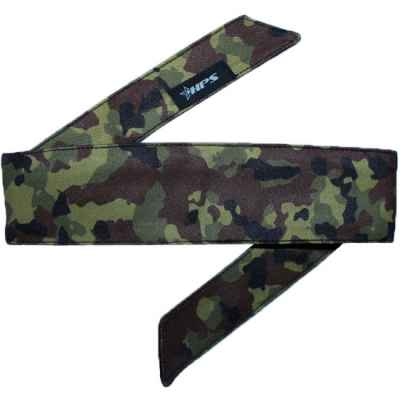 HPS Paintball Head Band (Woodland Camo) | Paintball Sports