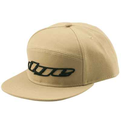 Dye Paintball Snapback Cap (Tan) | Paintball Sports