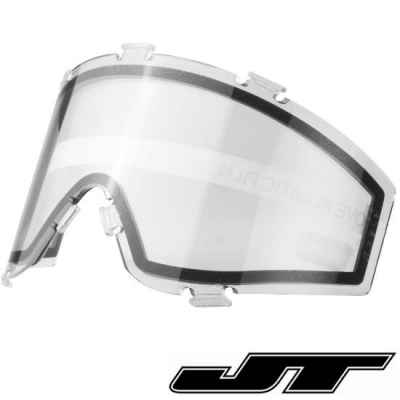 JT Spectra Paintball Thermal Maskenglas (Clear / Klar) | Paintball Sports