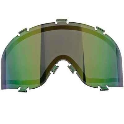 JT Spectra Paintball Thermal Glas (Retro-Gelb) | Paintball Sports