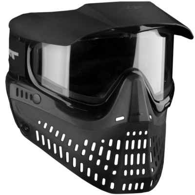 JT Spectra ProShield Paintball Thermal Maske (schwarz) | Paintball Sports