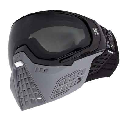 HK Army KLR Paintball Maske (SLATE Schwarz) | Paintball Sports