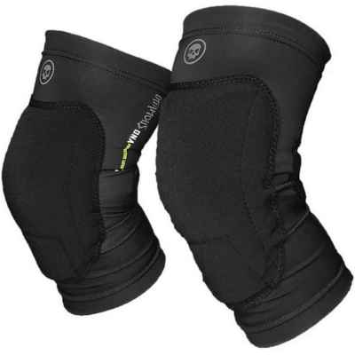 L.A. Infamouse PRO DNA Paintball Kneepads / Knieschoner S | Paintball Sports