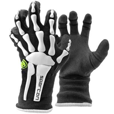 L.A. Infamous Spartan Gloves / Skeleton Paintball Handschuhe | Paintball Sports