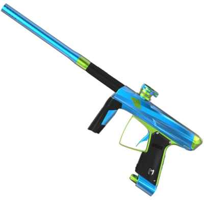 MacDev Clone 5S Infinity Paintball Markierer (türkis/lime) | Paintball Sports