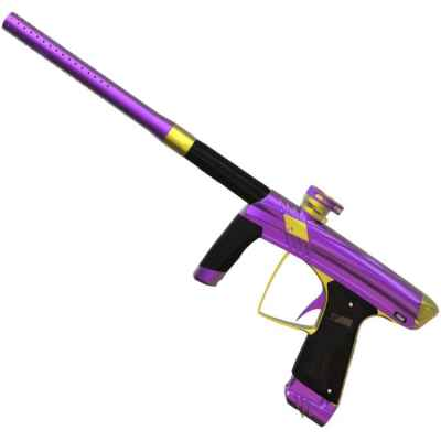 MacDev Prime Paintball Markierer (lila/gold) | Paintball Sports