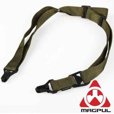 Magpul MS3 Replika Trageriemen für Paintball Markierer (oliv) | Paintball Sports
