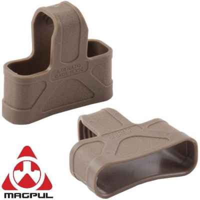 Magpul Magazin Cover Replika, gummi (Tan / Earth) | Paintball Sports