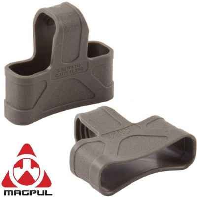 Magpul Magazin Cover, gummi (oliv) | Paintball Sports