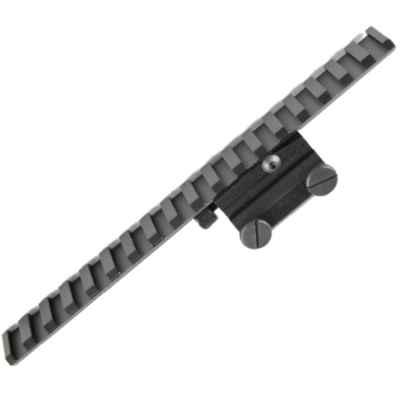 Milsig Lightweight Adjustable Riser Rail (Visierschine) | Paintball Sports