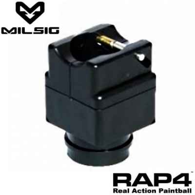 Milsig Paradigm Pro Nautilus Box Magazin Square Head Adapter | Paintball Sports