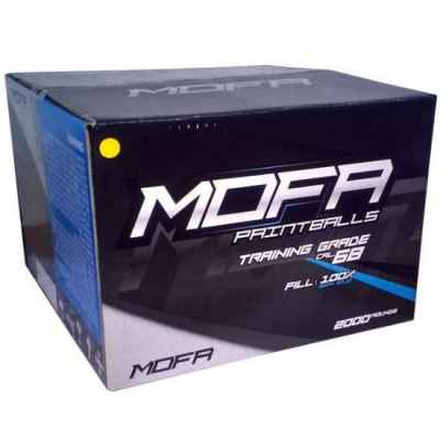 MOFA Training Paintballs / Gotcha Kugeln 2000er Karton | Paintball Sports