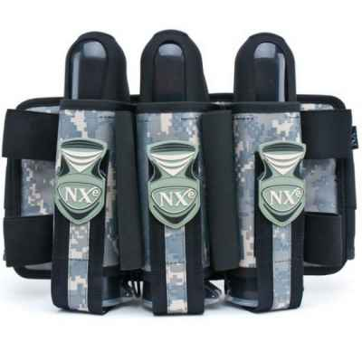 NXe Elevation Pro Edition Paintball Battlepack (3+2+2) Digi Camo | Paintball Sports