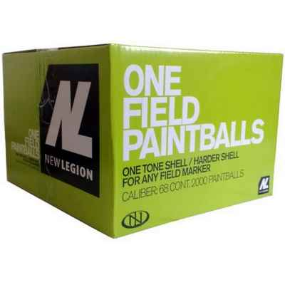 New Legion One Field Paintballs (2000er Karton) | Paintball Sports