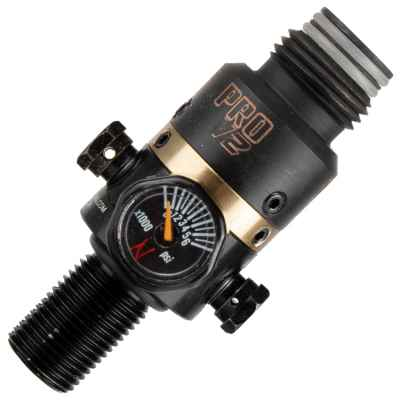 Ninja Air Paintball Pro V2 HP Regulator (3000 PSI/200 Bar) | Paintball Sports