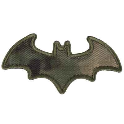 Paintball / Airsoft Klettpatch (BAT Forest Green Camo) | Paintball Sports