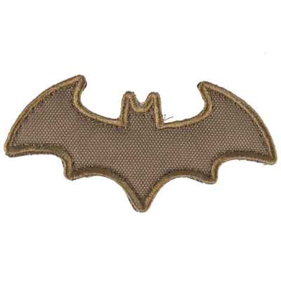 Paintball / Airsoft Klettpatch (BAT Desert / Tan) | Paintball Sports