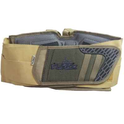 PBRack Jetpack Paintball Battlepack (Urban oliv / tan) | Paintball Sports