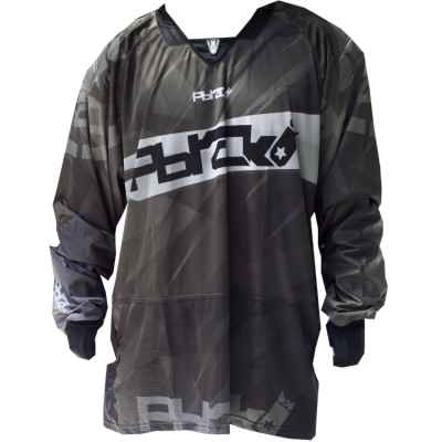 PBRack Ultra Flow Paintball Jersey (schwarz) | Paintball Sports