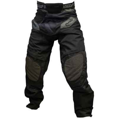 PBRack STANDART LEG Flow Pants Paintball Hose (schwarz) | Paintball Sports