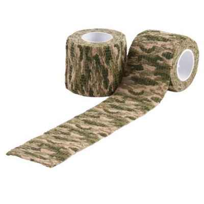 Paintball / Airsoft Camo Tape Tarnklebeband (Digital Woodland) | Paintball Sports