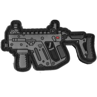 Paintball / Airsoft PVC Klettpatch (Guns Criss Vector Rifle) | Paintball Sports