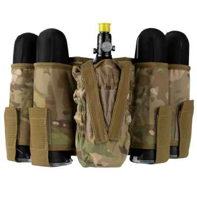 Paintball Tactical Battlepack 4+1 (Multicam) | Paintball Sports