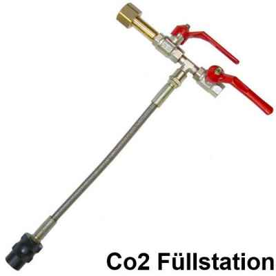 Co2 Füllstation Delux (2 Ventile) | Paintball Sports