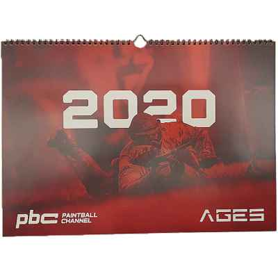 Paintball Kalender - 2020 | Paintball Sports