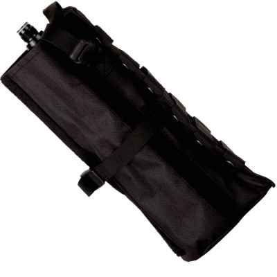 Universal Molle Tank Tasche (schwarz) | Paintball Sports