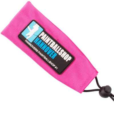 Paintball Gotcha Laufkondom / Laufsocke (neon pink) | Paintball Sports