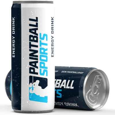Paintball Sports Energy Drink Dose (225ml) | Paintball Sports