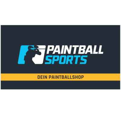 Paintball Sports Werbebanner 130x70cm (Dein Paintball Shop) | Paintball Sports