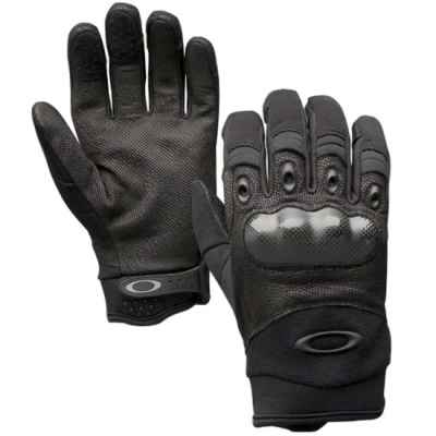 Paintball Tactical Handschuhe mit Protectoren (schwarz) | Paintball Sports