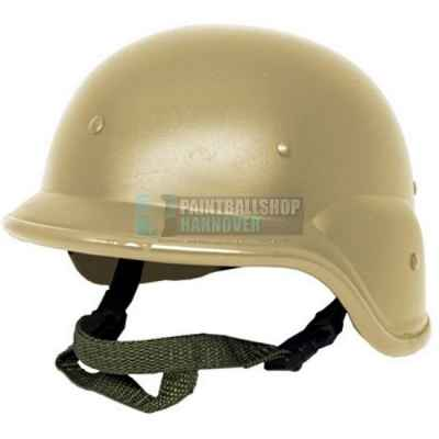 Paintball Tactical Helm (tan/braun) - V-Force Vantage kompatibel | Paintball Sports