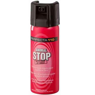 Perfecta Animal Stop Pfefferspray (50ml) - Strahl 10% Wirkstoff | Paintball Sports