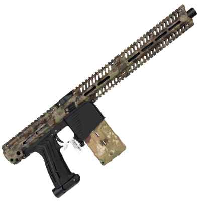 Planet Eclipse EMEK MG100 Paintball Markierer .68 Cal (HDE Camo) | Paintball Sports