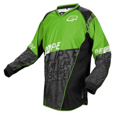 Planet Eclipse FANTM Painball Jersey Lizzard (grün) | Paintball Sports