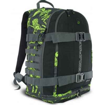 Planet Eclipse GX Gravel Bag Molle Paintball Rucksack (Zombie) | Paintball Sports