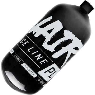 PowAir PERFORMANCE LINE 1,5L / 88ci Paintball HP Flasche 300 Bar (einzeln) | Paintball Sports