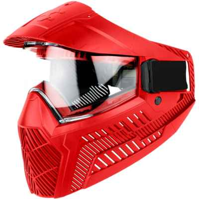 ProShar BASE Paintball Thermal Maske - rot | Paintball Sports