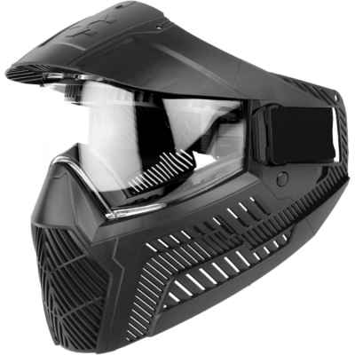 ProShar BASE Paintball Thermal Maske - schwarz | Paintball Sports