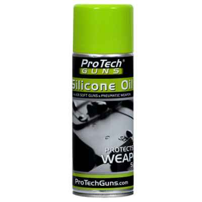 ProTech Silicon Öl Spray für Paintball & Airsoft Markierer (400ml) | Paintball Sports
