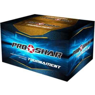 Pro Shar Tournament Turnier Paintballs (2000er Karton) | Paintball Sports