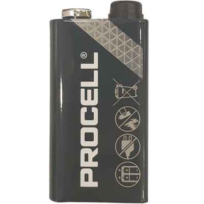 Procell/Duracell 9 Volt Block Paintball Markierer Batterie | Paintball Sports