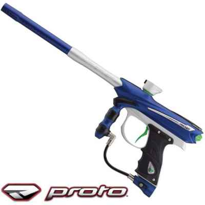 Proto Reflex 2014 Paintball Markierer (Navy White Lime) | Paintball Sports