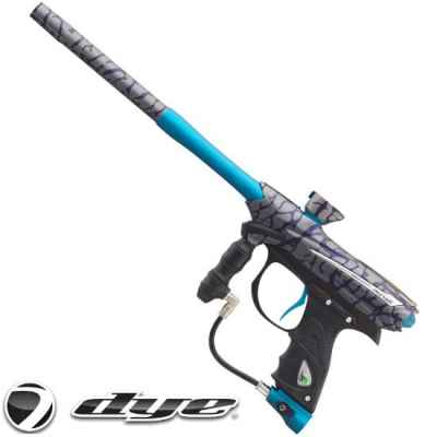 Proto Reflex 2015 Paintball Markierer (Skinned Cyan) | Paintball Sports