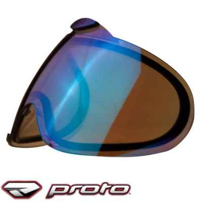 Proto Switch EL Paintball Thermal Maskenglas (Blue Ice) | Paintball Sports